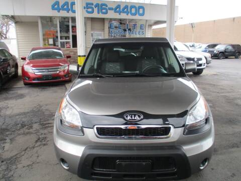 2011 Kia Soul for sale at Elite Auto Sales in Willowick OH