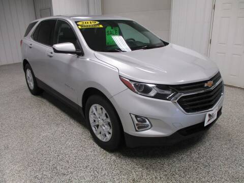 2019 Chevrolet Equinox for sale at LaFleur Auto Sales in North Sioux City SD