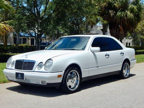 1999 Mercedes-Benz E-Class for sale at VE Auto Gallery LLC in Lake Park FL