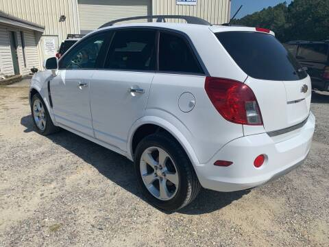 2014 Chevrolet Captiva Sport for sale at Hwy 80 Auto Sales in Savannah GA