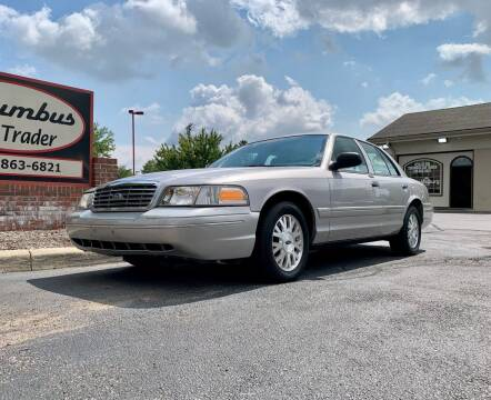 2005 Ford Crown Victoria for sale at Columbus Car Trader in Reynoldsburg OH
