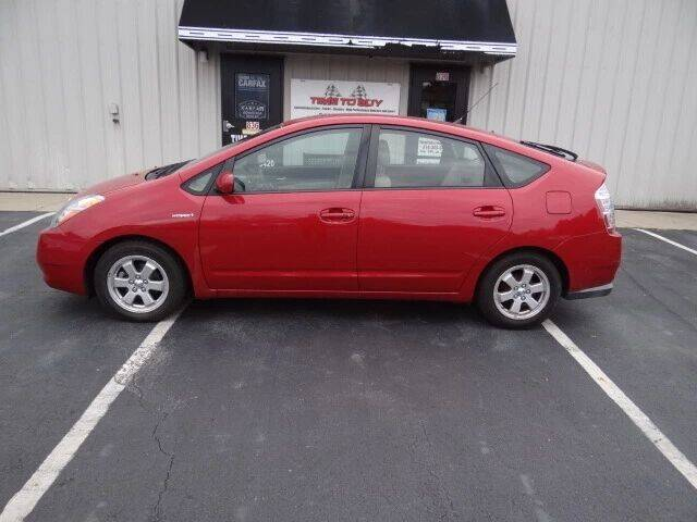 2007 Toyota Prius for sale at Time To Buy Auto in Baltimore OH