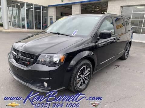 2018 Dodge Grand Caravan for sale at KEN BARRETT CHEVROLET CADILLAC in Batavia NY