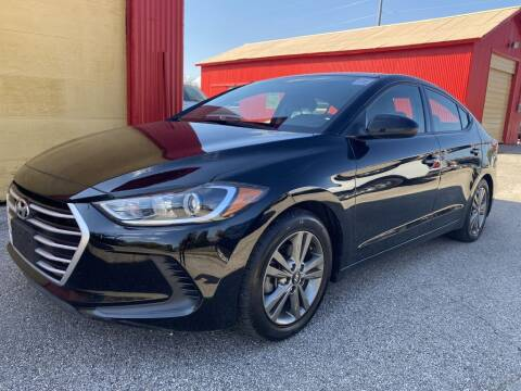 2017 Hyundai Elantra for sale at Pary's Auto Sales in Garland TX