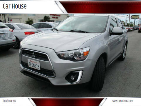 2015 Mitsubishi Outlander Sport for sale at Car House in San Mateo CA