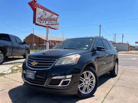 2013 Chevrolet Traverse for sale at Southwest Car Sales in Oklahoma City OK