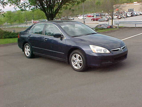 2007 Honda Accord for sale at North Hills Auto Mall in Pittsburgh PA
