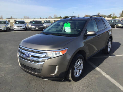 2014 Ford Edge for sale at My Three Sons Auto Sales in Sacramento CA