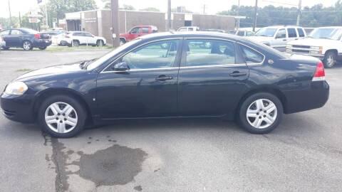 2008 Chevrolet Impala for sale at Prospect Motors LLC in Adamsville AL