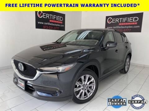 2019 Mazda CX-5 for sale at CERTIFIED AUTOPLEX INC in Dallas TX