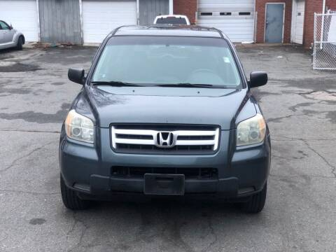 2006 Honda Pilot for sale at Emory Street Auto Sales and Service in Attleboro MA
