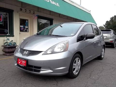 2009 Honda Fit for sale at 1st Choice Auto Sales in Fairfax VA