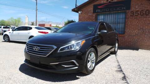 2017 Hyundai Sonata for sale at Auto Click in Tucson AZ