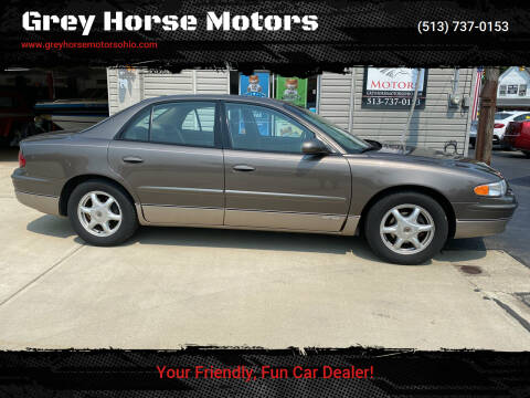 2003 Buick Regal for sale at Grey Horse Motors in Hamilton OH