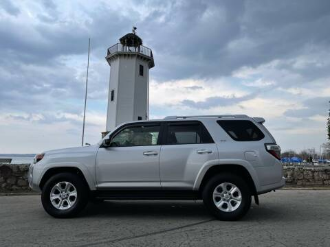 2015 Toyota 4Runner for sale at Firl Auto Sales in Fond Du Lac WI