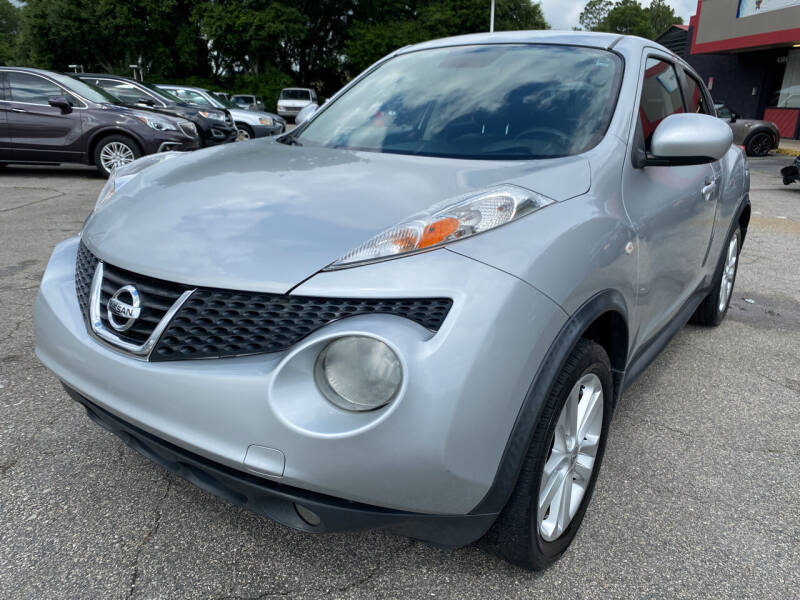 2013 Nissan JUKE for sale at Capital City Imports in Tallahassee FL