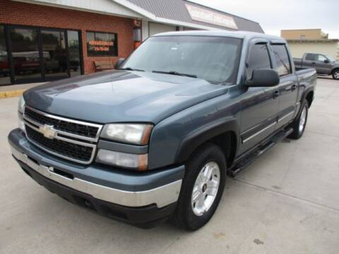 2006 Chevrolet Silverado 1500 for sale at Eden's Auto Sales in Valley Center KS
