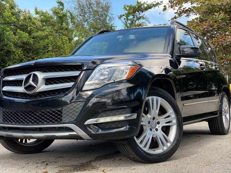 2013 Mercedes-Benz GLK for sale at HIGH PERFORMANCE MOTORS in Hollywood FL