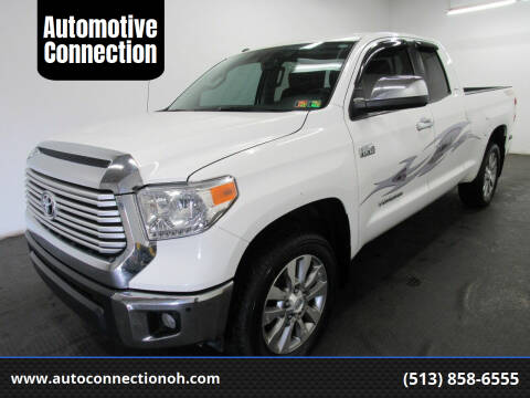 2017 Toyota Tundra for sale at Automotive Connection in Fairfield OH