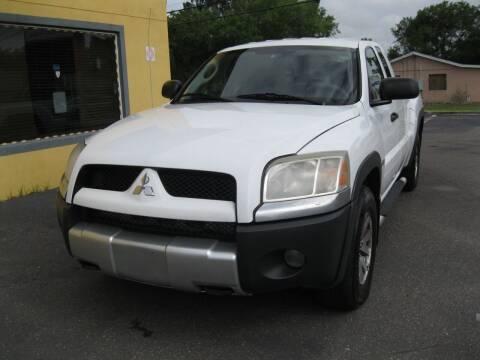 2006 Mitsubishi Raider for sale at PARK AUTOPLAZA in Pinellas Park FL