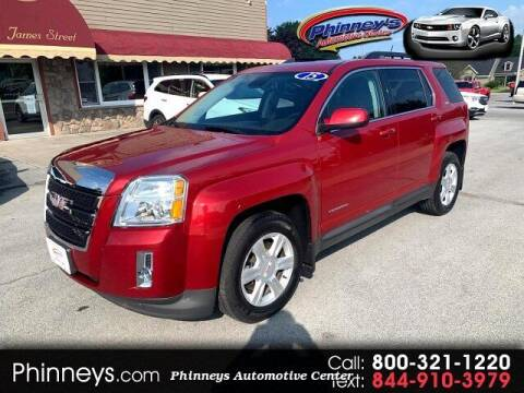 2015 GMC Terrain for sale at Phinney's Automotive Center in Clayton NY
