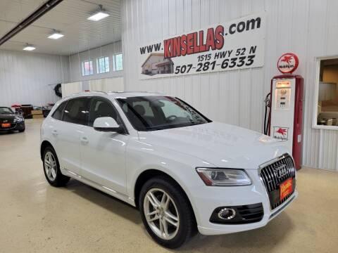 2014 Audi Q5 for sale at Kinsellas Auto Sales in Rochester MN