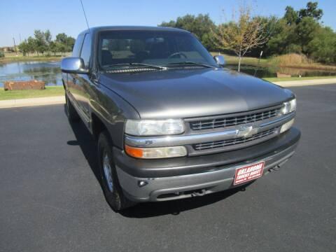 1999 Chevrolet Silverado 1500 for sale at Oklahoma Trucks Direct in Norman OK