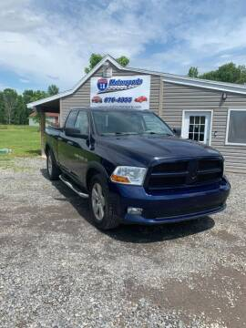 2012 RAM Ram Pickup 1500 for sale at ROUTE 11 MOTOR SPORTS in Central Square NY