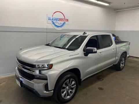 2020 Chevrolet Silverado 1500 for sale at WCG Enterprises in Holliston MA