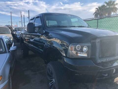 2006 Ford F-350 Super Duty for sale at GEM Motorcars in Henderson NV