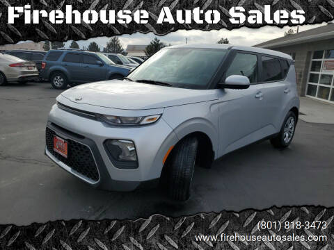 2020 Kia Soul for sale at Firehouse Auto Sales in Springville UT