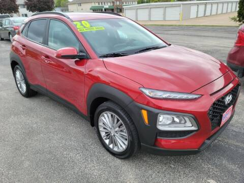 2020 Hyundai Kona for sale at Cooley Auto Sales in North Liberty IA