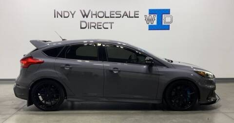 2017 Ford Focus for sale at Indy Wholesale Direct in Carmel IN