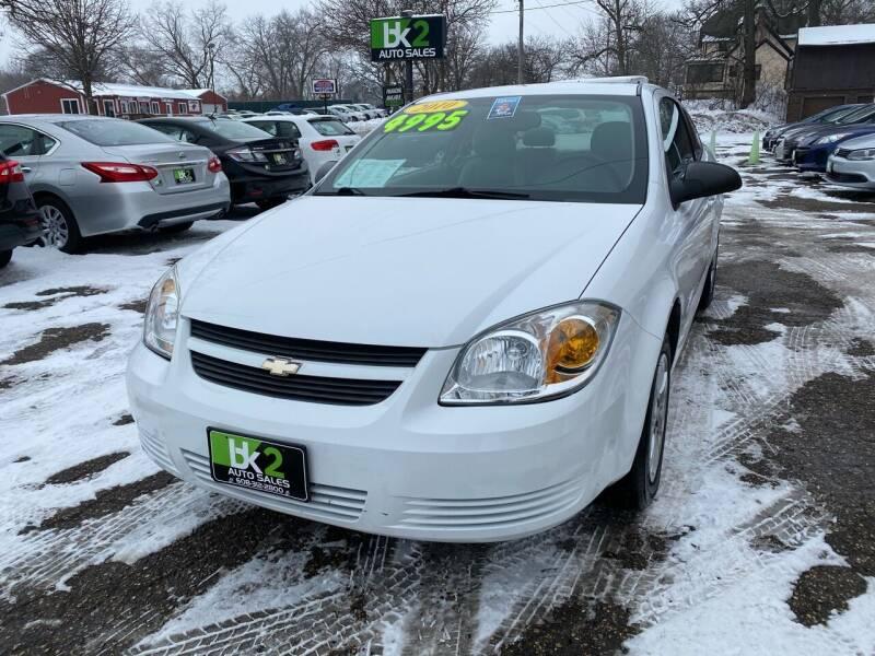 2010 Chevrolet Cobalt for sale at BK2 Auto Sales in Beloit WI