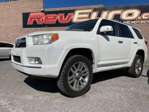 2011 Toyota 4Runner for sale at REVEURO in Las Vegas NV