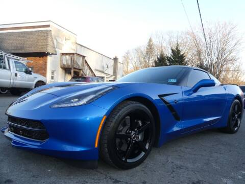 2015 Chevrolet Corvette for sale at P&D Sales in Rockaway NJ