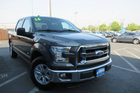 2016 Ford F-150 for sale at Choice Auto & Truck in Sacramento CA