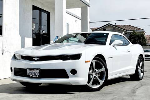 2014 Chevrolet Camaro for sale at Fastrack Auto Inc in Rosemead CA