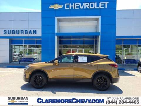 2019 Chevrolet Blazer for sale at Suburban Chevrolet in Claremore OK