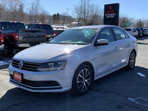 2017 Volkswagen Jetta for sale at Midstate Auto Group in Auburn MA