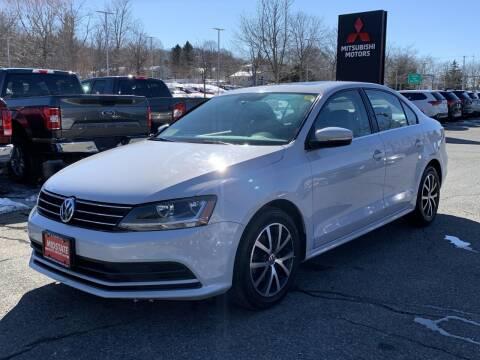 2017 Volkswagen Jetta for sale at Midstate Auto Group in Auburn MA