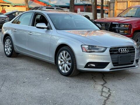 2013 Audi A4 for sale at AWESOME CARS LLC in Austin TX
