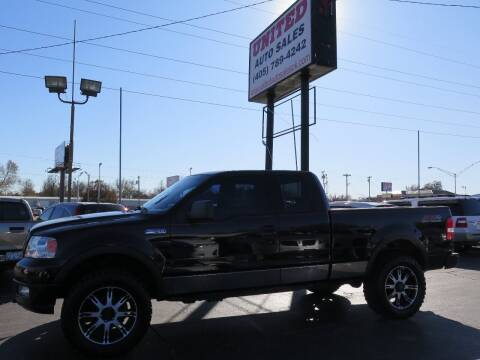 2004 Ford F-150 for sale at United Auto Sales in Oklahoma City OK