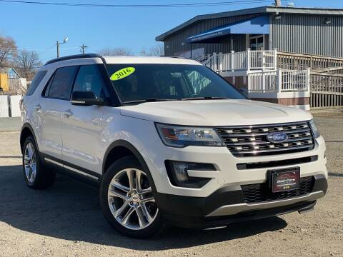 2016 Ford Explorer for sale at Best Cars Auto Sales in Everett MA