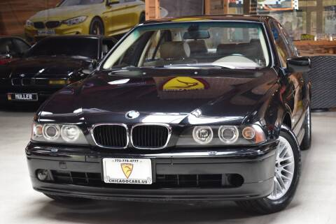2003 BMW 5 Series for sale at Chicago Cars US in Summit IL