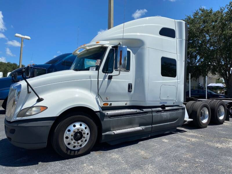 2016 International ProStar+ for sale at The Auto Market Sales & Services Inc. in Orlando FL