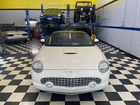 2002 Ford Thunderbird for sale at Euro Auto Sport in Chantilly VA