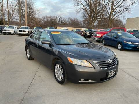 2007 Toyota Camry for sale at Zacatecas Motors Corp in Des Moines IA