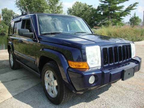 2006 Jeep Commander for sale at Discount Auto Sales in Passaic NJ