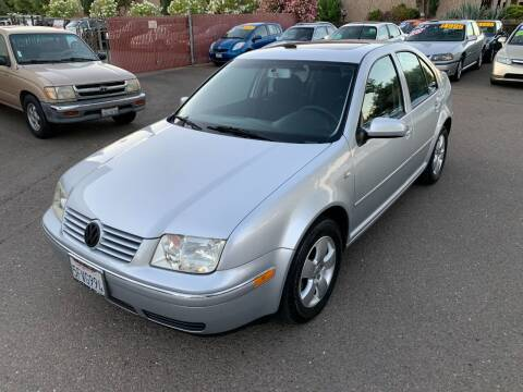 2004 Volkswagen Jetta for sale at C. H. Auto Sales in Citrus Heights CA